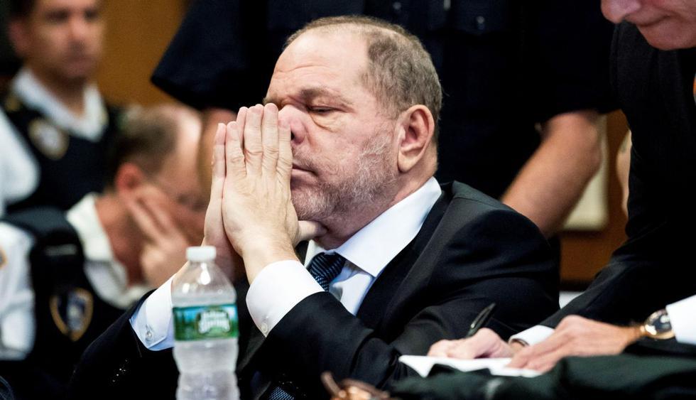 """Harvey Weinstein asegura que está viviendo """"la peor pesadilla"""" de su vida tras haber sido acusado de violación y acoso sexual. (Foto: EFE)"""