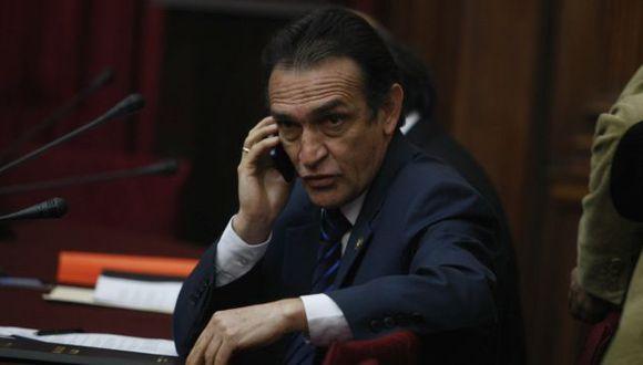 Héctor Becerril. (Perú21)