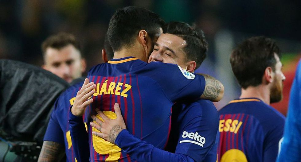 Compartirá el ataque con Iniesta, Messi y Suárez. (Reuters)