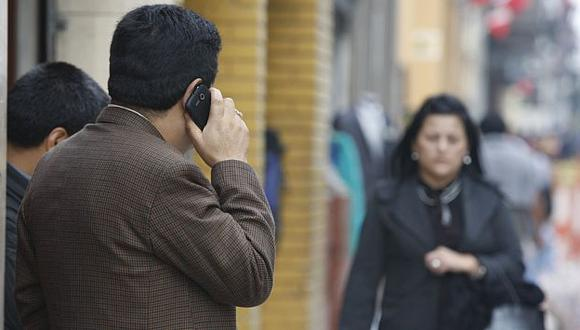 Ciudadanos recibirán avisos sobre eventuales desastres naturales mediante sus celulares. (USI)