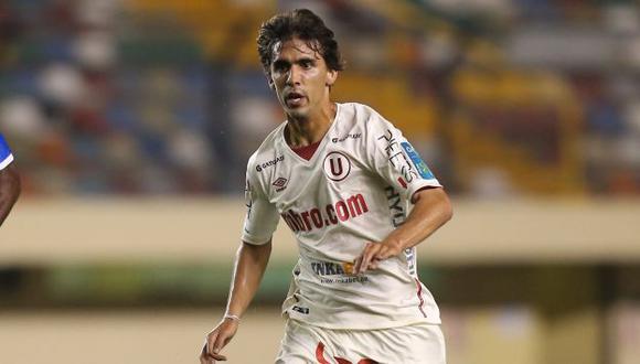 No se la cree. Roberto Chale comparó a Juan Diego Gutiérrez con Alberto Terry. (USI)