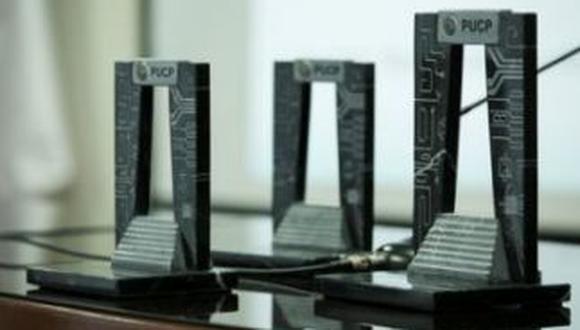 Premio de la PUCP. (Foto: PUCP)