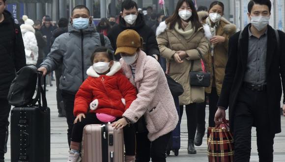 """Presidente del Véneto en Italia dijo que chinos son """"poco higiénicos y comen ratones vivos"""" tras propagación del coronavirus. (AP)"""