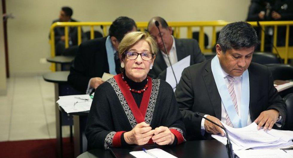 Esta era la segunda vez que Susana Villarán era citada al Congreso, ya que el pasado 10 de abril pidió una reprogramación. (Foto: GEC)