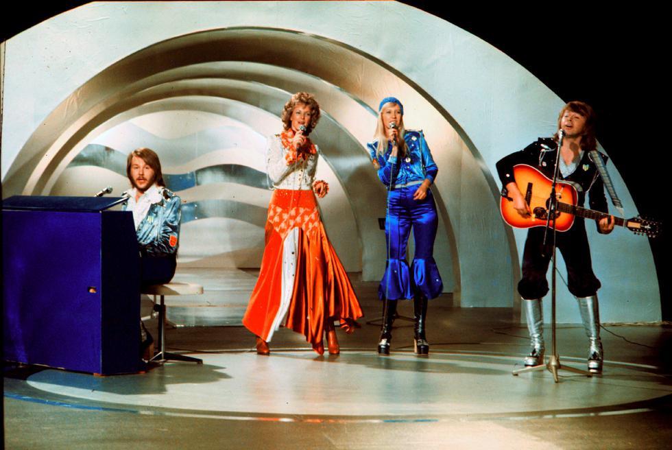 ABBA lanzará una nueva canción a finales de año (Fotos: AFP)