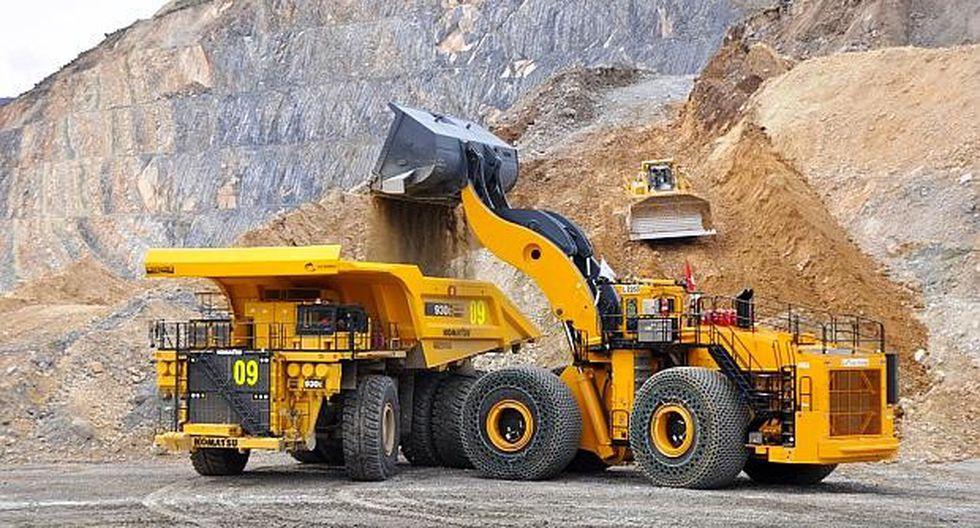 Las inversiones mineras ascendieron a US$ 4,699 millones entre enero a octubre. (Foto: GEC)