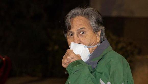 Alejandro Toledo presentó escrito para que EE.UU. rechace su extradición a Perú (Efe).