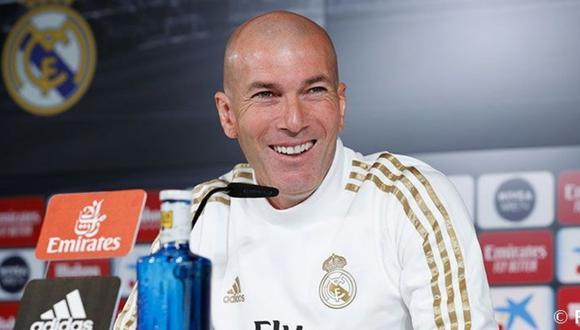 Zinedine Zidane resuelve conflicto entre Benzema y Vinicius. (Web Real Madrid)