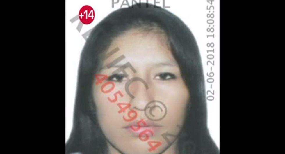 Gloria Guillermina Pacheco Yucra.