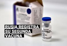 Rusia: Vladimir Putin anuncia el registro de una segunda vacuna contra la COVID-19