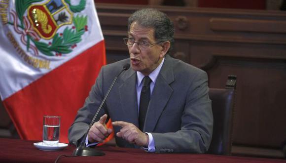 Urviola dijo que declaraciones de Figallo son lamentables. (Mario Zapata)