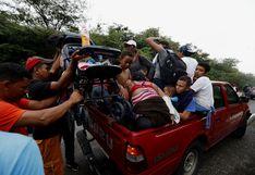 EE.UU. y México deportaron en 2018 a unos 75.105 inmigrantes hondureños