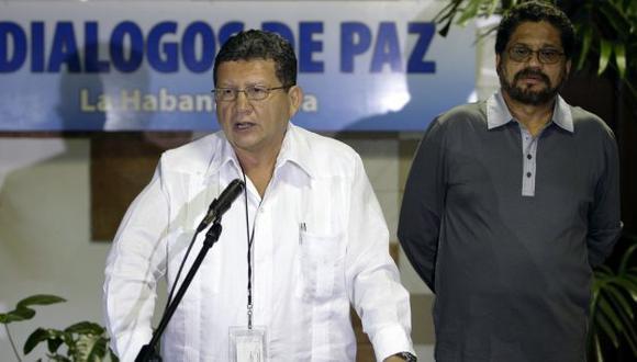 Catatumbo y Márquez han sido los representantes de diálogo de paz con gobierno colombiano. (AP)