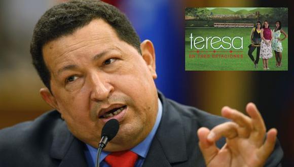 Culebrón fue idea de Chávez. (Reuters)