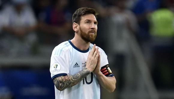 En Argentina, están felices por la goleada de Brasil contra Perú. (Foto: AFP)