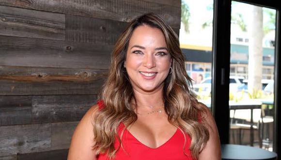 """La conductora del programa """"Un nuevo día"""" reveló que había estado con la actriz Rita Wilson, esposa de Tom Hanks, quien dio positivo a coronavirus (Foto: Instagram)"""