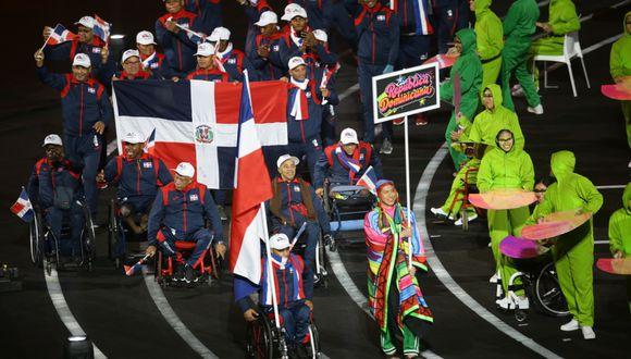 Inauguración de los Juegos Parapanamericanos en el Estadio Nacional. (Jesús Saucedo/GEC)