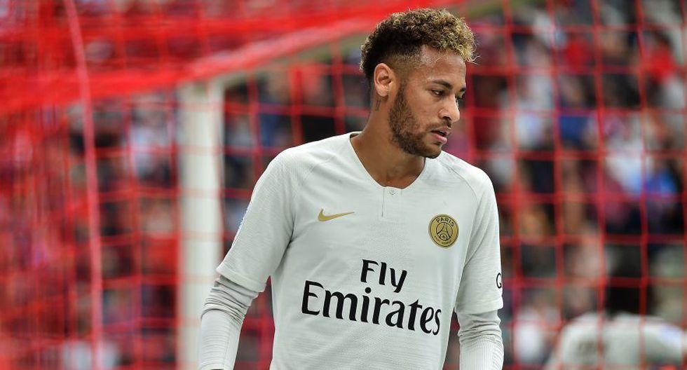 Neymar se incorporó al PSG la temporada pasada a cambio de 222 millones de euros (Foto: AFP).