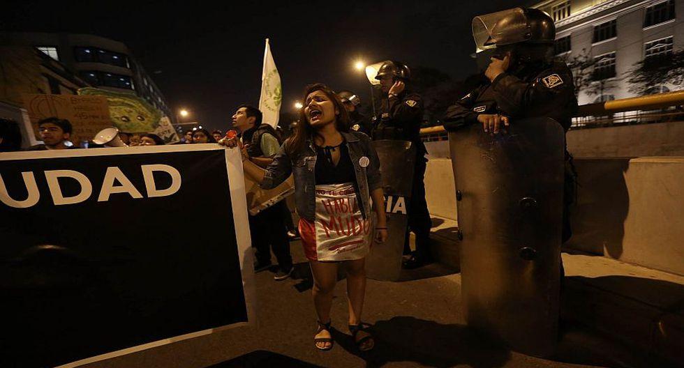 Habla Mudo fue el videojuego que se creó, a propósito de la marcha.(Perú 21/Anthony Niño de Guzmán)