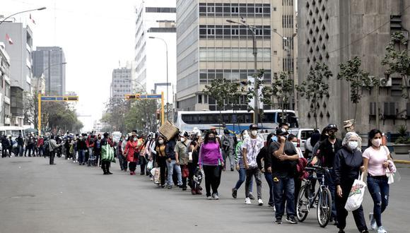 En Lima Oeste, la temperatura máxima llegaría a 21°C, mientras que la mínima sería de 17°C. (Foto: Renzo Salazar / @photo.gec)