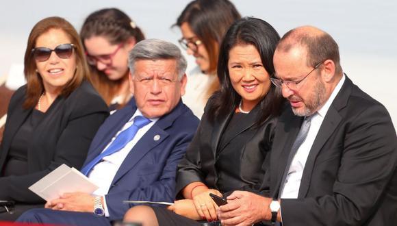Tribus politiqueras . (GeraldoCaso/Perú21)