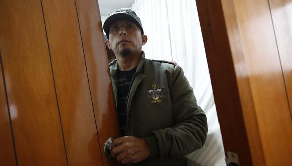 El reservista Eddy Villarroel, alias 'Sacha', señaló a Perú21TV que el ahora prófugo Alex Pimentel no fue solo un trabajador del Gobierno Regional de Vladimir Cerrón, sino que era su hombre de confianza. (Foto: GEC)