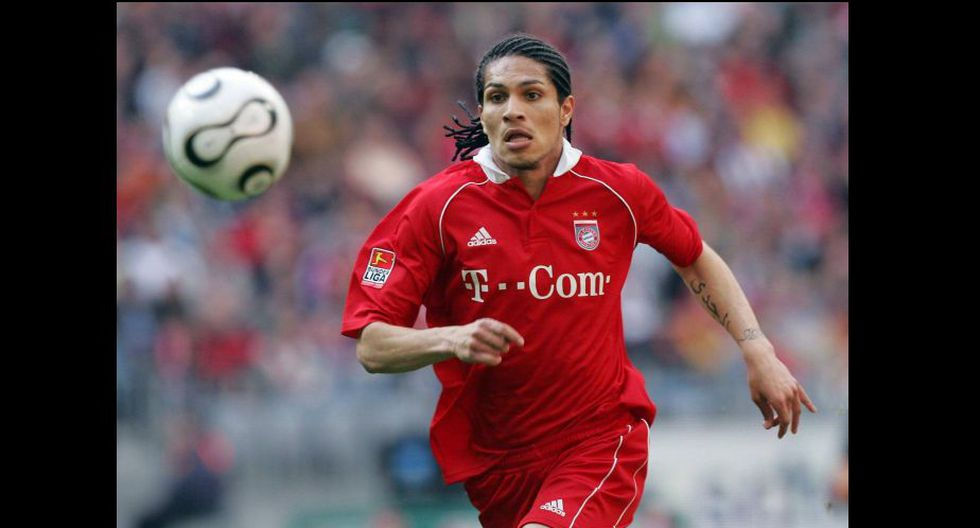 El peruano, Paolo Guerrero también fichó por el Bayern Munich en el 2003. (Foto: Facebook Oficial del Bayern Munich)