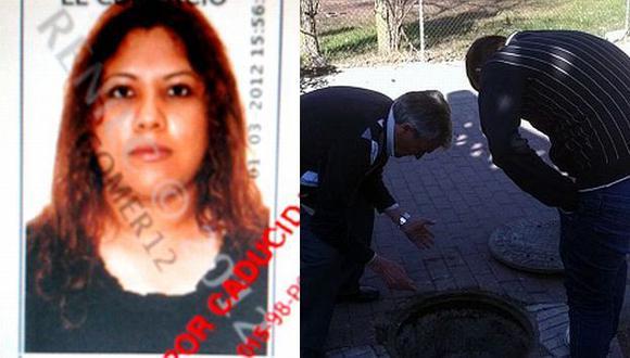 La Policía sospecha de un crimen pasional en el caso de Rosa Dina. (USI/El Mundo)