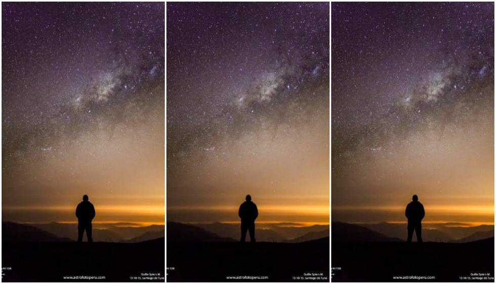 Conoce esta propuesta de astrofotografía en Perú. (Guillermo Spiers Madge)