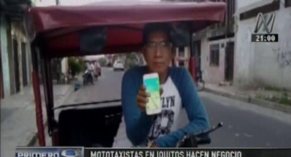 Pokémon GO: Mototaxistas hacen negocio transportando a jugadores en Iquitos. (Captura)