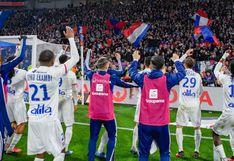 Olympique Lyon pidió formalmente replantear reanudación de la Ligue 1