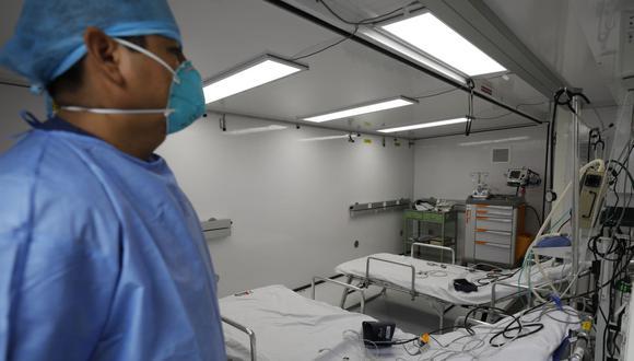 Los médicos esperan las mascarillas N-95, pero la compra debe realizarse de manera transparente. (Foto: GEC)