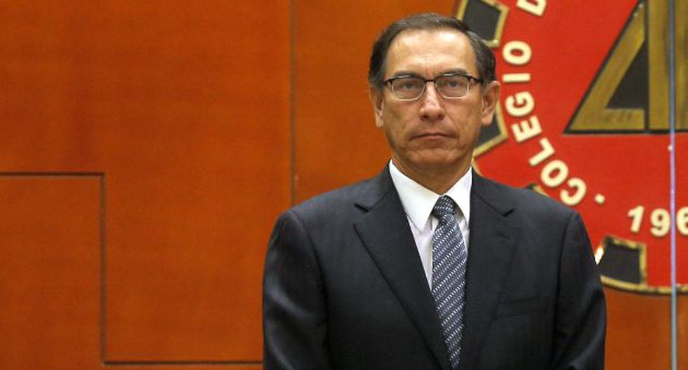 """Martín Vizcarra pide """"conciencia"""" por interpelación de Carlos Basombrío. (Perú21)"""