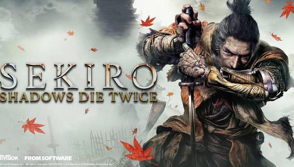Sekiro: Shadows Die Twice llega este próximo 22 de marzo en PS4, Xbox One y PC. Salu2.