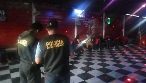 De acuerdo a información de la Policía Nacional del Perú, las edades de las mujeres rescatadas oscilan entre los 21 y 27 años. (Foto: Difusión)