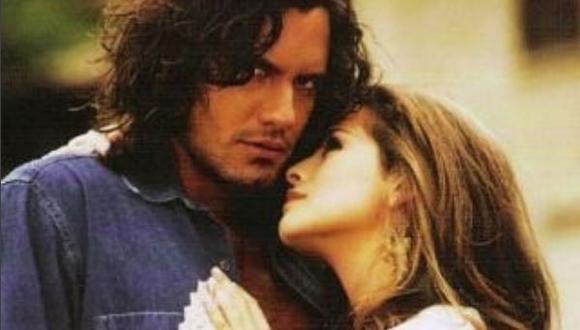 """Mario Cimarro y Lorena Meritano interpretaron a Juan Reyes y Dínora Rosales, respectivamente, en """"Pasión de gavilanes"""". (Foto: Telemundo)"""