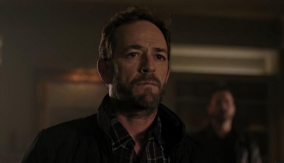 """Luke Perry: Así fue la última escena del actor en """"Riverdale"""". (Foto: Captura de video)"""