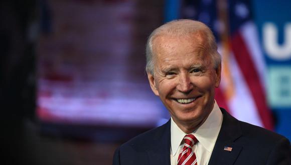 """""""El recuento solo sirvió para reafirmar la victoria de Joe Biden en Wisconsin"""", dijo Danielle Melfi, quien dirigió la campaña de Biden en Wisconsin. (ROBERTO SCHMIDT / AFP)."""