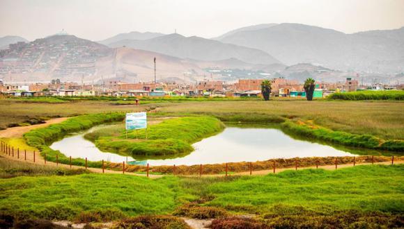 Gobierno Regional del Callao invertirá cerca de 8 millones de soles para desarrollar un proyecto turístico en los Humedales de Ventanilla. (GR Callao)