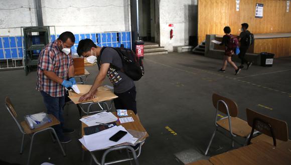 Las Elecciones municipales de Chile de 2021 se llevarán a cabo el sábado 15 y domingo 16 de mayo (Foto: AFP)