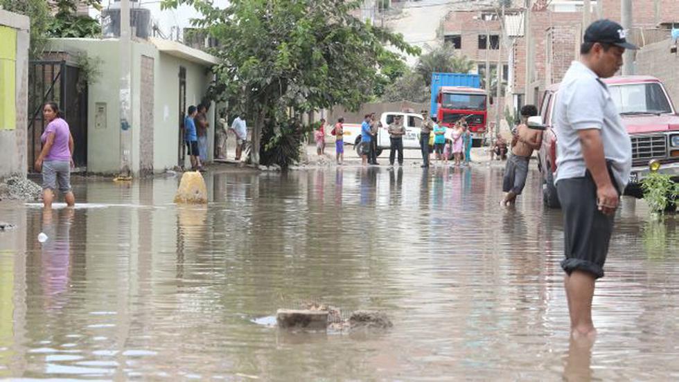 Lluvias generarían desbordes de ríos e inundaciones en selva centro y sur, según Senamhi. (Perú21)
