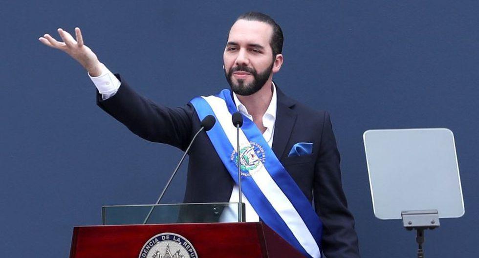 El Salvador: Nayib Bukele asume presidencia con seguridad, migración y economía en la mira. (EFE)