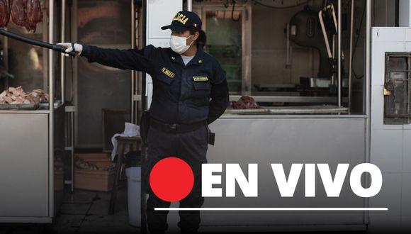 Sigue minuto a minuto todo sobre las muertes, contagios y recuperados en el Perú.