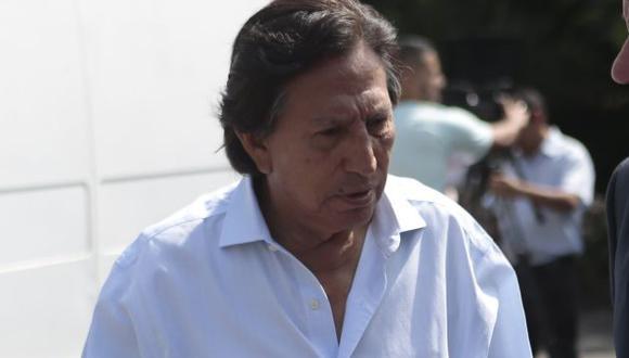 El ex presidente Alejandro Toledo sigue prófugo de la Justicia. Sobre sus hombros pesa una orden de prisión preventiva por 18 meses. (USI)