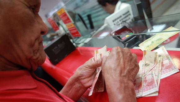 Aumento de 43 soles para las pensiones de los beneficiarios del régimen del Decreto Ley Nº 20530.