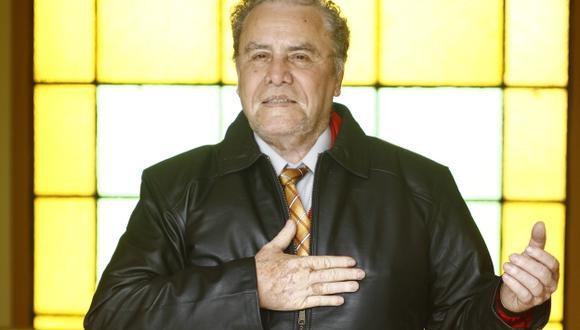 Augusto Polo Campos está satisfecho con miniserie sobre su vida. (USI)