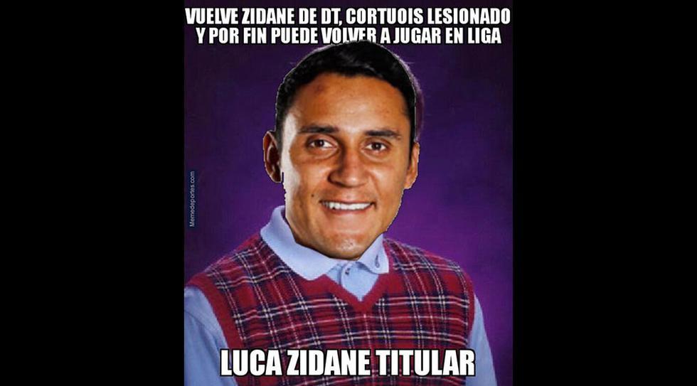 Real Madrid y los memes tras su victoria sobre Huesca. (Foto: Facebook)