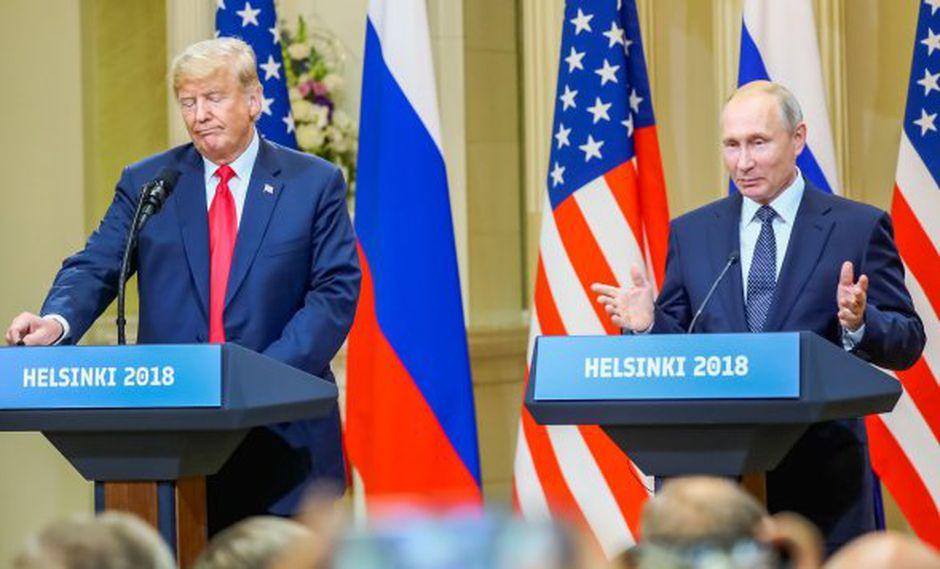 El asesor de Seguridad Nacional de EE.UU., John Bolton, avanzó el jueves que la Casa Blanca no tiene intención de programar una nueva reunión entre Donald Trump y Vladimir Putin. (Foto: EFE)