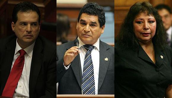 Los legisladores suspendidos retomarán sus actividades. (USI)