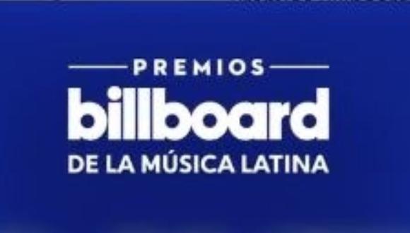 Los Latin Billboards anuncian fecha, alfombra y detalles del espectáculo. (Foto: @LatinBillboards)